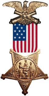 Photo of a GAR medal
